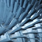 Gas Energy Turbine Blades