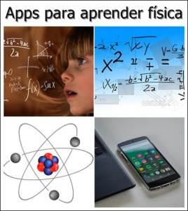 Aplicaciones para aprender física