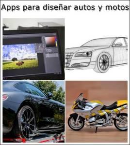 4 programas para diseñar autos y motos personalizadas