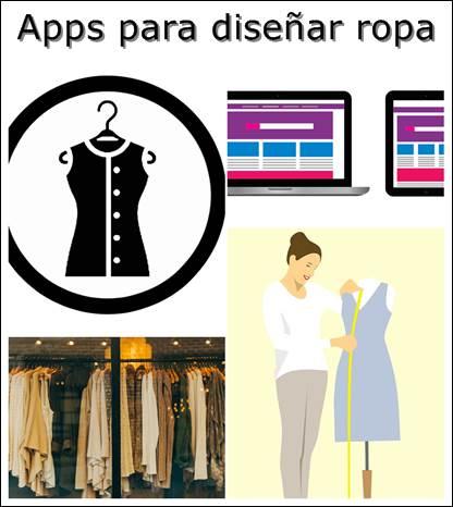 Aplicaciones para diseñar ropa
