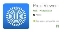 Apps para crear presentaciones Prezi Viewer