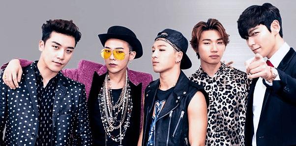 Apps coreanas de música
