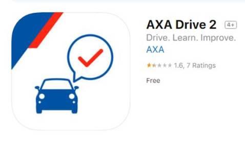 axa drive 2 en app store