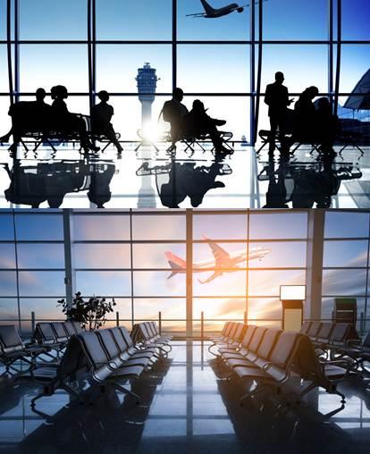 beneficios de rastrear aviones en tiempo real