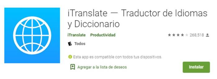 descargar itranslate