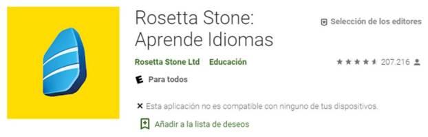 descargar rosetta stone