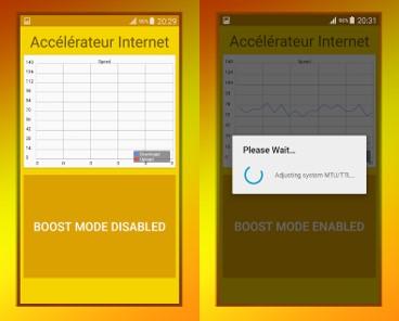 aplicaciones para acelerar internet accélérateur internet prank