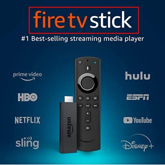 aplicaciones para amazon fire tv stick