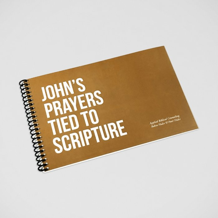 Johns Prayer Booklet