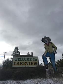 Tallest town in Oregon