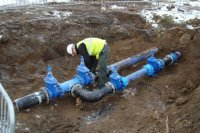 Hospital Water and Fire Main - Potable water and civil ...