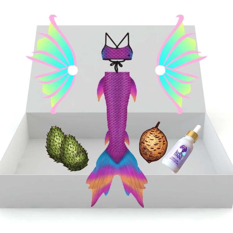 Mermaid Starter Kit