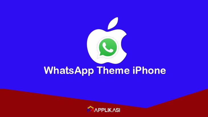 whatsapp tema iphone