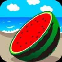 激烈スイカ割り!:夏と言えばスイカ割り!!スイカ割競争ゲームiPhoneアプリ