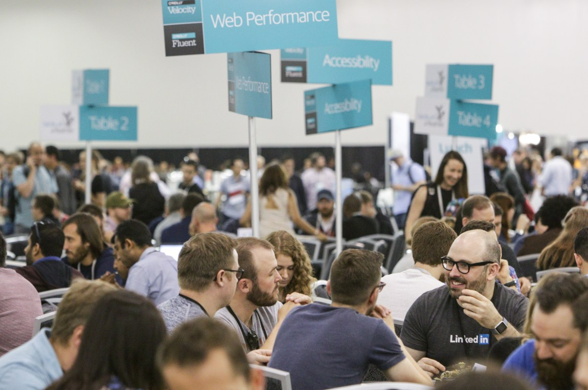 Velocity Conference 2017 in San Jose
