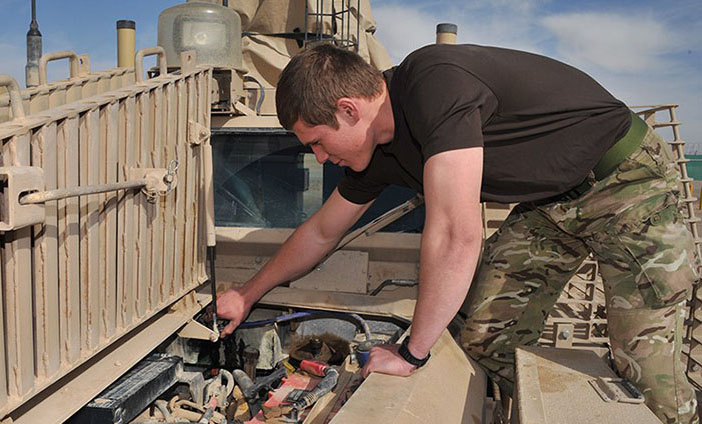 Royal Electrical and Mechanical Engineers  British Army Jobs