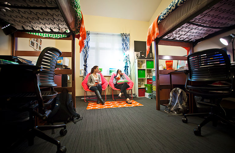 Residential Life  Student Life  Discover  Office of