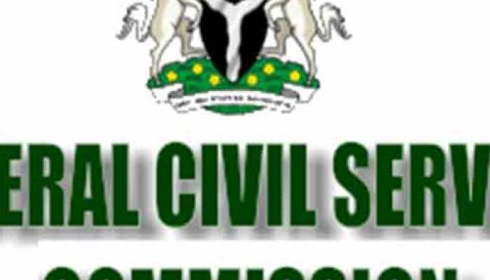 Federal Civil Service Recruitment Application