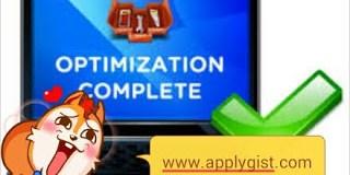 PC Optimization