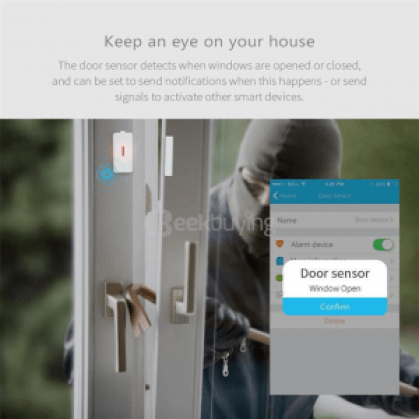 Super smart home alarm systems