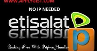 Etisalat free browsing
