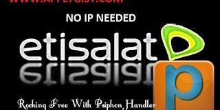 etisalat free