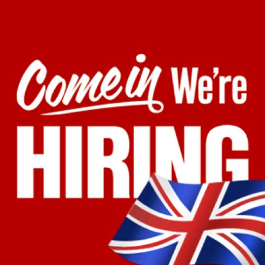 New UK Job