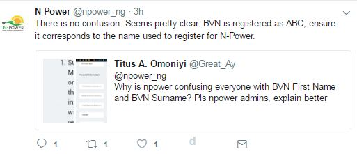 N-Power ‏ Frequently Asked Questions and Answers