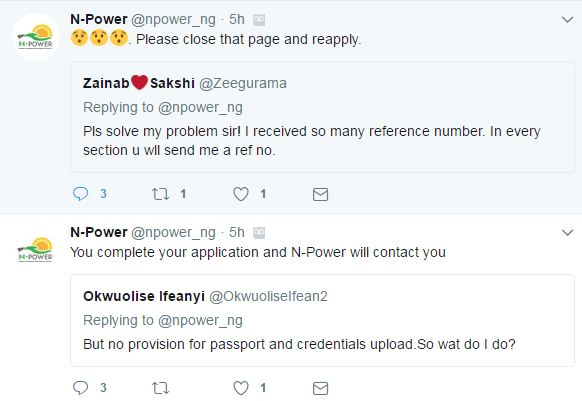Npower Ng Registration 2017 41 Question and Answers