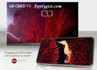 LG Pocket TV Technical Specifications - LG V30