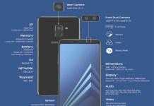 Samsung Galaxy A8 (2018) is a successor to Galaxy A5