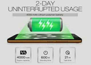 Largest Battery SmartPhone