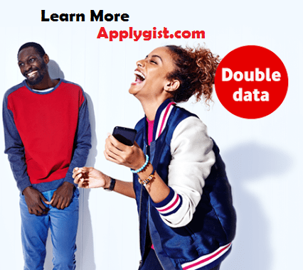 Steps To Activate 100%Double Data