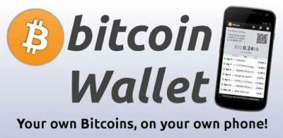 bitcoin mobile app