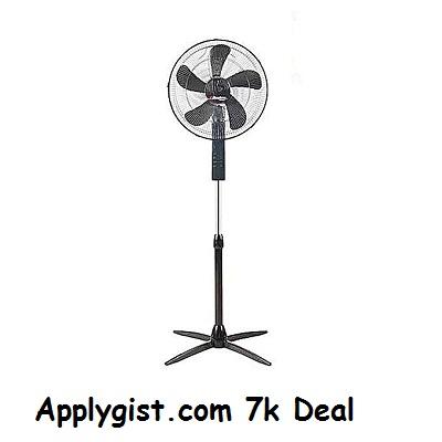 Fan Cheap Standing Fan In Nigeria Binatone VS-1656 16 Inch