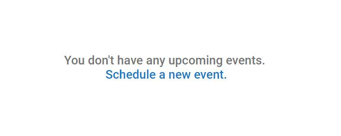 Youtube schedule event