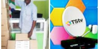 TSTV Sassy Decoder In Ibadan, Nigeria