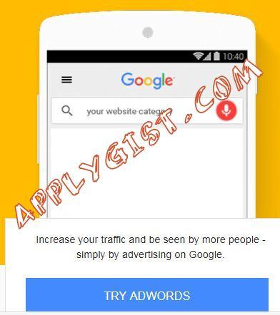 AdWords $150 Free Ads Credit