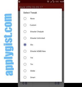 Stark VPN Cheat