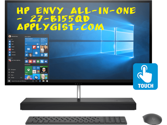 HP ENVY All-in-One - 27-b155qd