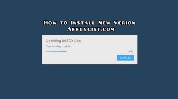 JetBOX App VERSION 2.0.1