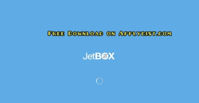 Loading JetBOX App aoolygist.com