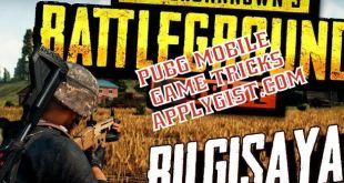 PUBG Mobile live Game and tricks applygist.com Triks