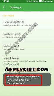 Tweakware homepage