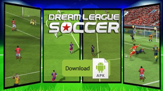 Download Dream League Soccer File Mod Apk