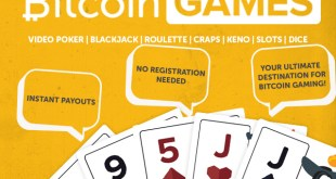 Bitcoin Games & New Technologies