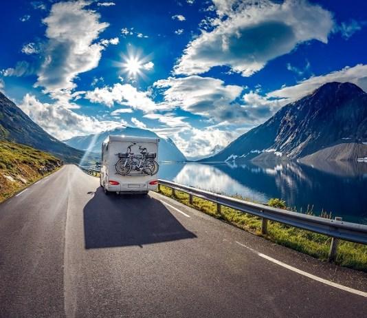 Motorhoming in Europe & England