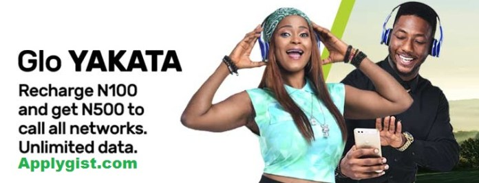 Special Glo Yakata OFFER Get 5.3GB for N1000