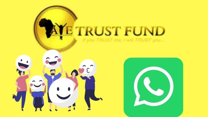 A.Y.E Trust Fund Whatsapp Group