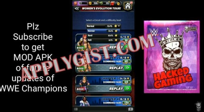 Download WWE Champions APK MOD
